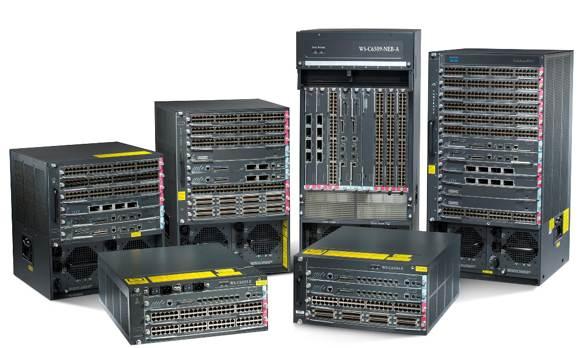 作为旗舰产品,该系列 Catalyst 交换平台可以为大中型企业和服务提供商提供最高级别的应用智能、统一网络服务、集成安全、无间断通信、操作可管理性和虚拟化。 Cisco Catalyst 6500 系列仍旧是业界最具创新的交换平台,可以提供最高级别的服务。此产品系列在功能丰富程度、密度和可扩展性方面为数据、语音和视频聚合网络树立了标准。此外,该系列非常灵活,可以部署在配线间、园区分布层、核心层、数据中心、互联网访问和广域网服务聚合环境,并且可以通过确保硬件和软件一致性来最大程度地提高运营效率、增强投资